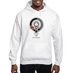 Pitcairn Clan Crest Badge Hooded Sweatshirt