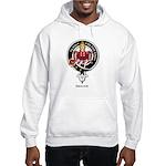 Ogilvie Clan Crest Badge Hooded Sweatshirt