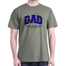 Christian Fathers Day T-Shirt