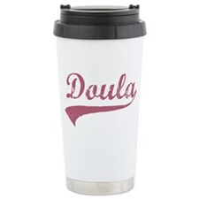 Doula Ceramic Travel Mug