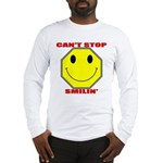 Can't Stop Smiling Long Sleeve T-Shirt