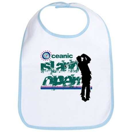 Oceanic Island Open Bib