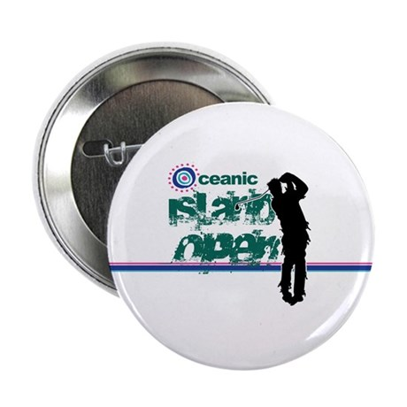 "Oceanic Island Open 2.25"" Button"