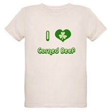 I Love Corned Beef T-Shirt