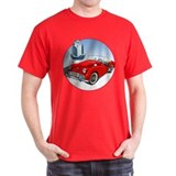 The red TR3 T-Shirt