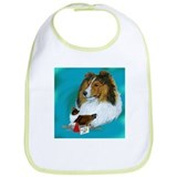 sheltie rally Bib