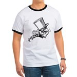 Mad Hatter Striding Right Ringer T