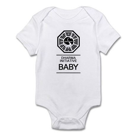 "Dharma Initiative ""Baby"" Infant Bodysuit"