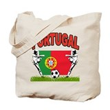 Portugal soccer Tote Bag