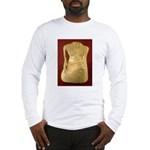 Ancient Indus Seated Figure and Sign T-Shirt