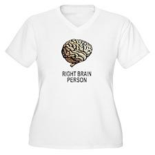 RIGHT BRAIN T-Shirt