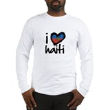 Cute Haiti Long Sleeve T-Shirt