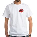 Original Sinner Circle White T-Shirt