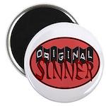 Original Sinner Circle Magnet