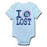 I Oceanically Love LOST Onesie