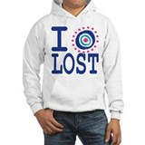 I Oceanically Love LOST Hoodie Sweatshirt