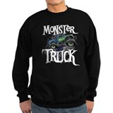 Monster Truck Jumper Sweater