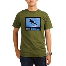 Tilikum the Orca T-Shirt