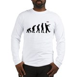 Evolution of The Zombie Long Sleeve T-Shirt