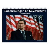 Ronald Reagan on Government Wall Calendar
