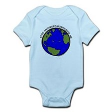 Cranky Planet Infant Bodysuit