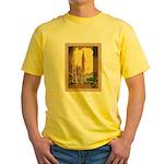 Philadelphia Baseball Yellow T-Shirt