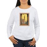 Philadelphia Baseball Women's Long Sleeve T-Shirt