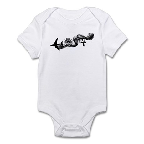 Lost Icons Infant Bodysuit