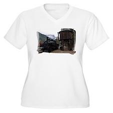 Shay Locomotive & Tower T-Shirt