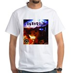 9thUBradio White T-Shirt