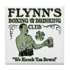 Flynn's Club Tile Coaster