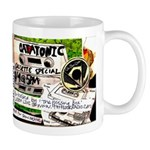'Catatonic' Mug