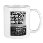 9th Floor Radio Mug