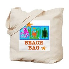 Underwater Adventure Beach Bag Tote Bag