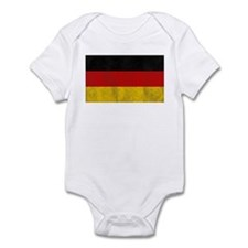 Vintage Germany Flag Infant Bodysuit