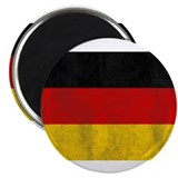 Vintage Germany Flag Magnet