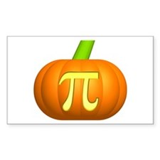 Pumpkin Pi Decal