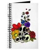 Skulls & Flowers Journal