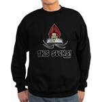 This Sucks! Sweatshirt (dark)