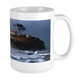 Battery Point Lighthouse & Gull Mug