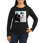 'Straight From The Crate' Women's Long Sleeve