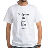 Sculptors are just. . .