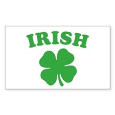 Unique Lucky march 17th saint patrick's day shamrock Decal