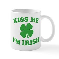Funny Lucky march 17th saint patrick's day shamrock Mug