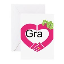 Gra - Irish Greeting Cards (Pk of 10)