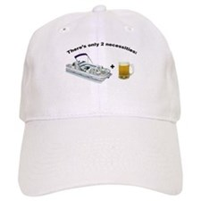 Pontoon Baseball Ball Baseball Cap