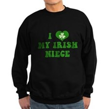 I Love My Irish Niece Sweatshirt