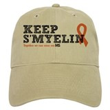 MS/Multiple Sclerosis Baseball Cap