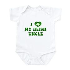 I Love My Irish Uncle Infant Bodysuit