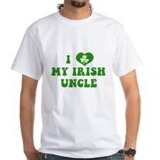 I Love My Irish Uncle Shirt